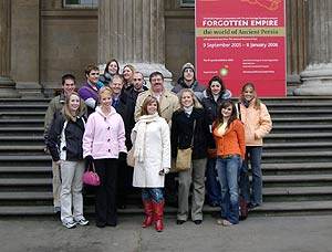 London2006: Photo at British Museum by Nick Zmjewski.<br>