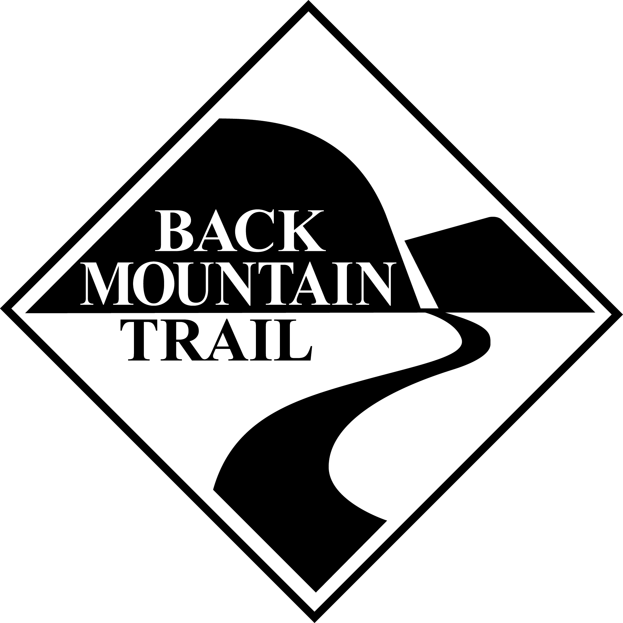 Back Mt Trail Logo