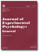 Journal of Experimental Psychology: Journal of Experimental Psychology