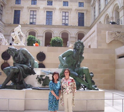 YouyuSylvie2014June27LeLourve2.jpg:
